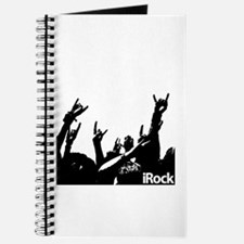 Rock On Colorful Journal