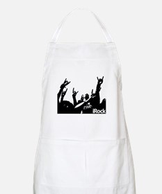 Rock On Colorful BBQ Apron