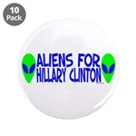 Aliens For Hillary Clinton 3.5