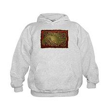 Southwest Design / Petroglyph Hoodie