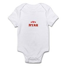 Nyah Infant Bodysuit
