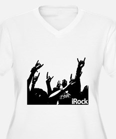Rock On Colorful T-Shirt