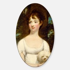 Mary Barry by Gilbert Stuart Decal