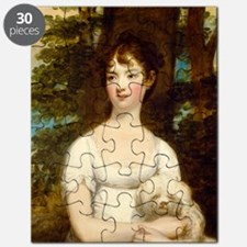 Mary Barry by Gilbert Stuart Puzzle