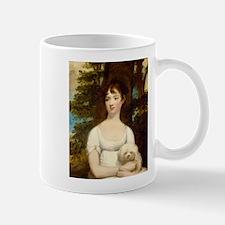 Mary Barry by Gilbert Stuart Mugs