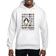 too many penguins Hoodie