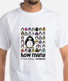 too many penguins Shirt