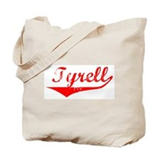 Tyrell Vintage (Red) Tote Bag