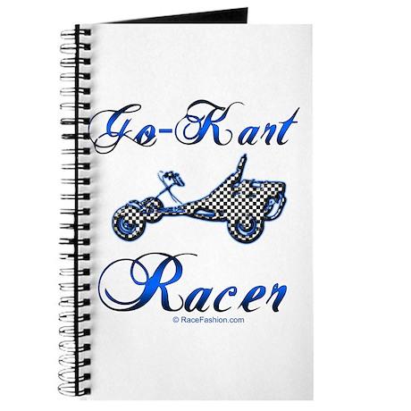 Go-Kart Racer Journal