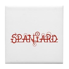 Spaniard Tile Coaster