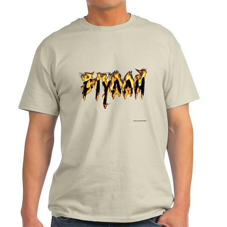 Fiyaah Light T-Shirt