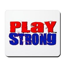 Play Strong Classic Mousepad