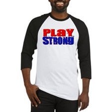 Play Strong Classic Baseball Jersey