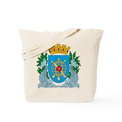 Rio De Janeiro Coat of Arms Tote Bag