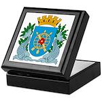Rio De Janeiro Coat of Arms Keepsake Box