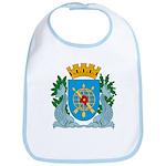 Rio De Janeiro Coat of Arms Bib