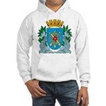 Rio De Janeiro Coat of Arms Hooded Sweatshirt