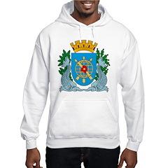 Rio De Janeiro Coat of Arms Hoodie
