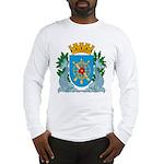 Rio De Janeiro Coat of Arms Long Sleeve T-Shirt