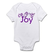 Joy Infant Bodysuit