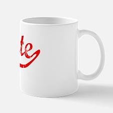 Vicente Vintage (Red) Mug