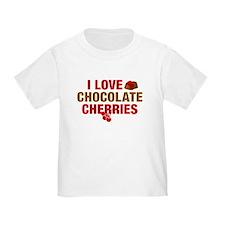 Chocolate Cherries T