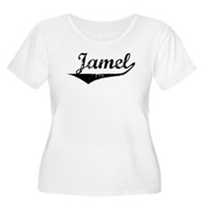 Jamel Vintage (Black) T-Shirt