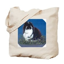 French Lop Bunny Tote Bag