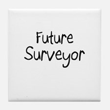 Future Surveyor Tile Coaster