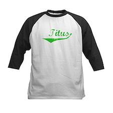 Titus Vintage (Green) Tee