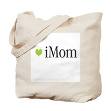 iMom Green Mother's Day Tote Bag