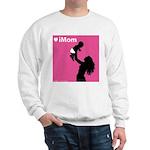 iDad Pink Father & Baby Sweatshirt