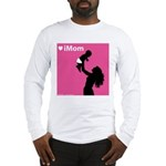 iDad Pink Father & Baby Long Sleeve T-Shirt