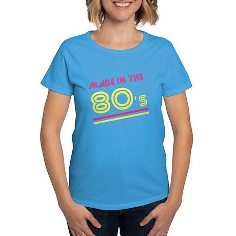 Made in the 80's Women's Dark T-Shirt