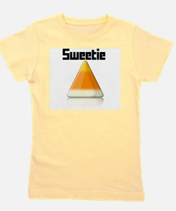Unique Candy corn Girl's Tee