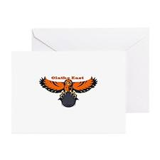 Olathe East Greeting Cards (Pk of 10)