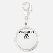 Property of ZAC Charms