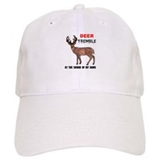 DEER TREMBLE Baseball Cap