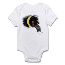 Moonlight Mushing Infant Bodysuit