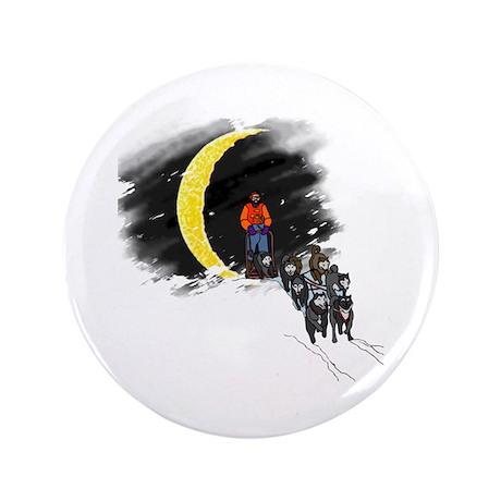 "Moonlight Mushing 3.5"" Button (100 pack)"