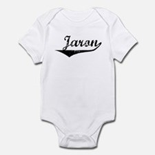 Jaron Vintage (Black) Infant Bodysuit