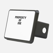 Property of ZOE Hitch Cover