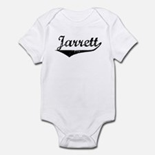 Jarrett Vintage (Black) Infant Bodysuit