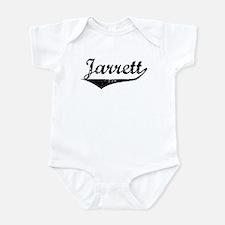 Jarrett Vintage (Black) Onesie