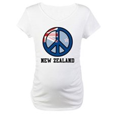 Peace In New Zealand Shirt