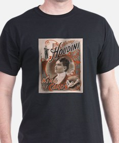 Houdini Performance Poster T-Shirt