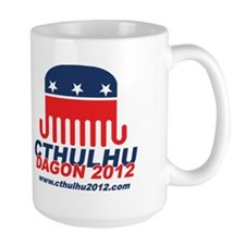 Cthulhu/Dagon2012 Mug