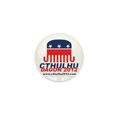 Cthulhu/Dagon2012 Mini Button (100 pack)