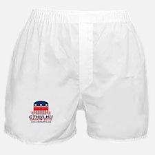 Cthulhu/Dagon2012 Boxer Shorts
