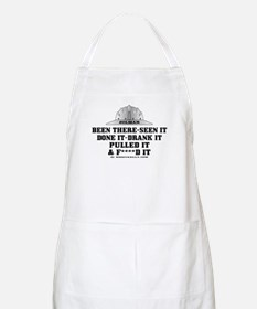 Been There, Seen It, Done It BBQ Apron